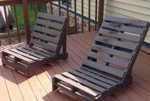 Outdoor furniture DIY