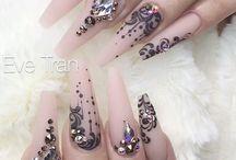 fake nail