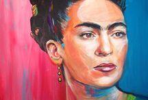 Frida Kahlo 2 / 6. juli 1907 - 13. juli 1954