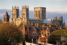 York, UK / I'm a Yorkshire Lass and this is the place I call home :-)