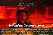 Star Wars crap