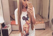 Valeria Long Hair