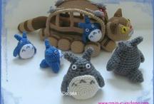 Totoro Crochet
