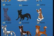 Warrior cats =lifee