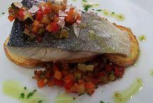 Pescados / Elaboración y emplatado de diferentes productos del mar