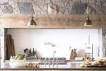 Kitchen Ideas / In need of a major kitchen reno.. Homely country kitchen!!