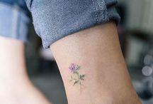 Mini cute tattoos