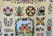 Applique quilts / by Janet the quilter