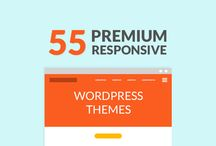WordPress Resources, Themes, Plugins / Everything around WordPress. / by 1stWebDesigner