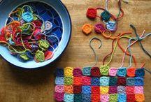 Ganchillo Crochet Varios / Inspiración. Ideas a ganchillo crochet