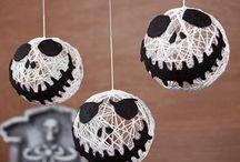 Как оформить дом к Хэллоуин  вместе с детьми / Тут собраны различные варианты и идеи украшения интерьера