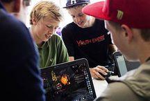 Sociale medier / Sociale medier Inspiration til undervisning i folkeskolen Til MOOC - supplerende undervisningsfag, dansk