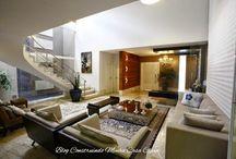 casa apartamento idéia decoração