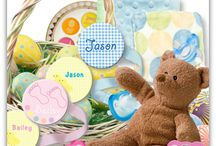 Easter Basket Ideas for Baby / Great gift ideas for baby's easter basket