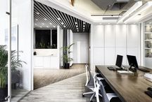 CPK OFFICE / Type: Workspace // Office Size: 160 sqm // Location: Palladium Towers // İstanbul  Year: 2015