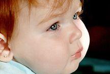 Baby Redhead / Bebê Ruivo