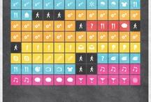 Pictogrammen / handige pictogrammen te gebruiken bij autisme spectrum stoornissen, ADD, ADHD