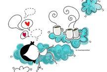 Amor al cafe. ☕