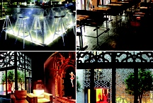 Santo copas at EME Catedral Hotel / Sophisticated atmosphere for the trendy afterwork.