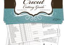 cricut info / by Vicky Neichter