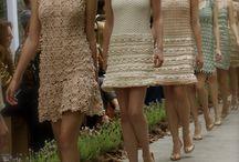 tejidos vestidos