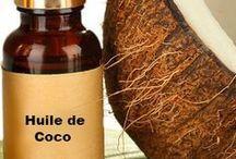 vertus huile de coco