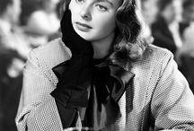 Atress Ingrid Bergman