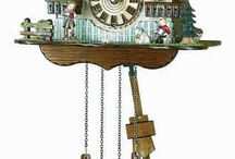 Cuckoo Clocks / Bring beauty and charm to any home with a Hermle Black Forest Cuckoo Clock from www.theisenclock.com