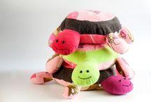 Kaplumbağa yastık & oyuncak