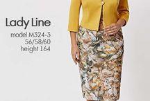 Lady line