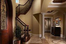 Hallways and foyers