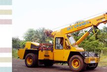Crane Services, crane Hiring Services / Crane Services, Crane Hiring, Hiring of Erection Sugar Machinery, Hydraulic Crane, Fork Lift Hiring Services, Trailor Hiring Services, Hiring of Earth Moving Equipments, Hiring of Air Compressors, Heavy Crane, India
