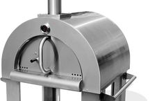 Hout oven