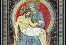 Beuron + Arte Sacra beneditinos