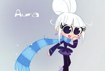 princesse aura