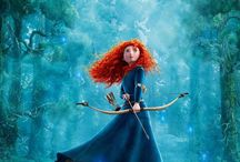 disney movie - brave / We be free to write our own stories, follow our heart, and find love in our time.