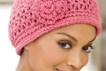 Cotton Crochet Hats