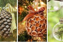 ornaments  / by Heidi Gardunia