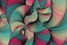 Optical Illusions. Оптические иллюзии / Так мы устроены