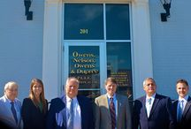 Owens, Nelson, Owens & Dupree, PLLC / We are Full-service law firm in Greenville , NC for any legal matters may well actually manage to offer effective legal representation in the most significant subject of the process. Do you have a case? Call: 252-757-3300