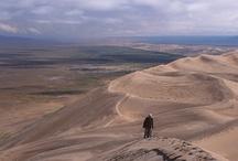 Plains, deserts & wastes