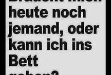 Sprüche / Sprüche