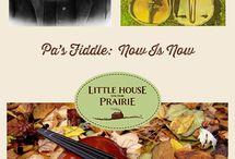 Laura Ingalls Wilder / Little House on the Prairie