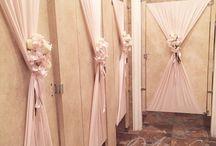 Wedding Bathroom Decor