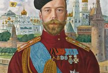Romanovs and Russia / by Michelle Tisdale-Walters