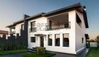 Vanzare casa 4 camere Domnesti Bucuresti/Ilfov 180 m2, P+1, an constructie: 2014 119000 €