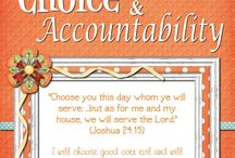LDS YW Choice & Accountability
