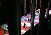 floor projection