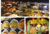 Holiday Cakes and more!!! / Check out our beautiful and delicious holiday cakes and tarts!
