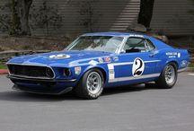 1969 Mustang / Boss 302, GT, Mach 1